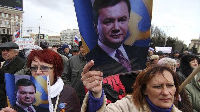 Порошенко: Януковича ждут на Украине «с нетерпением»