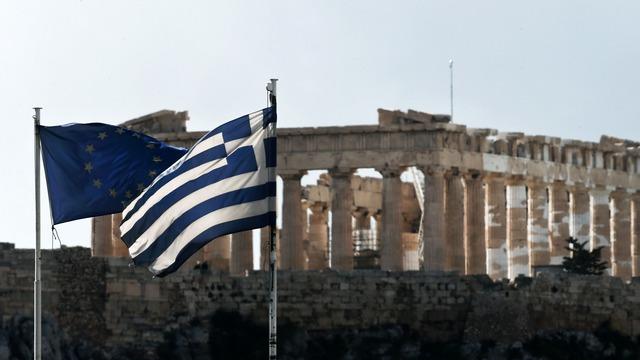FAZ: Выход Греции из ЕС подарит Путину «геополитическую победу» на Балканах