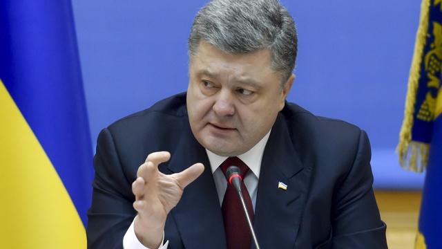 Порошенко: Крым будет цивилизованно развиваться лишь в составе Украины