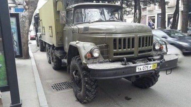 Грузины испугались российского военного «металлолома»