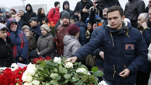 Илья Яшин: Убийство Немцова - «черная метка» российскому обществу
