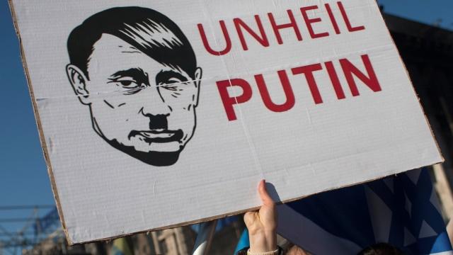 SMH объединил Россию, Китай и ИГ в общую «фашистскую угрозу»