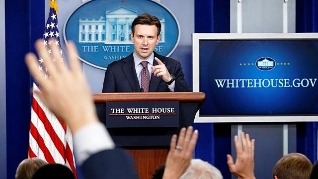 Обвинения в антироссийской деятельности искренне возмутили Белый дом