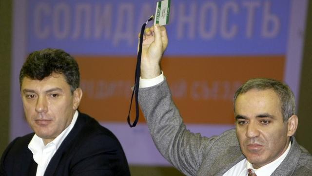 Каспаров: Мой друг Борис Немцов убит — с примиренчеством пора заканчивать