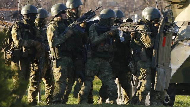 Польский генерал: «Зеленых человечков» встретим во всеоружии