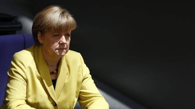 Zeit: Меркель не приедет на парад в Москве, чтобы не оскорблять Украину