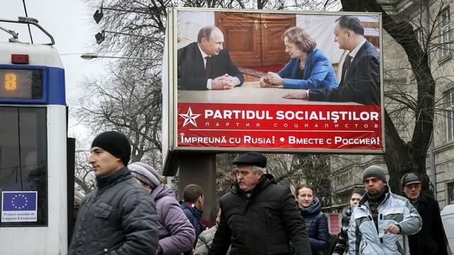 Libération: В Молдавии за Россию коммунисты, гагаузы и олигархи