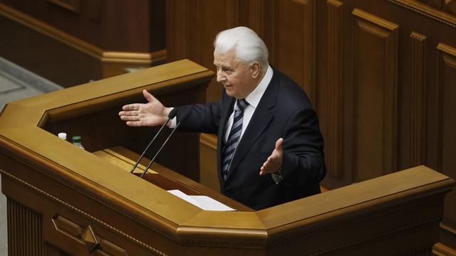 Леонид Кравчук: Никто не накажет Россию за невыполненные договоренности