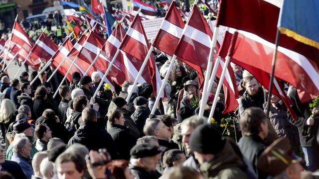 WSJ: Ежегодный марш эсэсовцев стал для Латвии «имиджевым кошмаром»