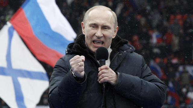 Nouvel Observateur: США сели в лужу с прогнозом о России от 2000 года