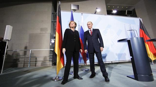 OpEdNews: «Завистливый» Запад мешает союзу Германии и России