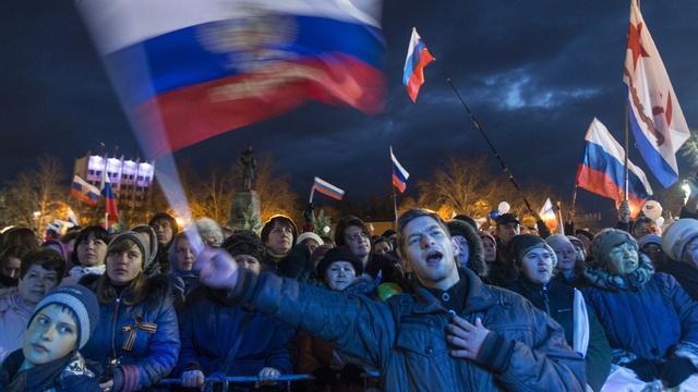 Forbes: Не надо спасать крымчан – им и в России хорошо