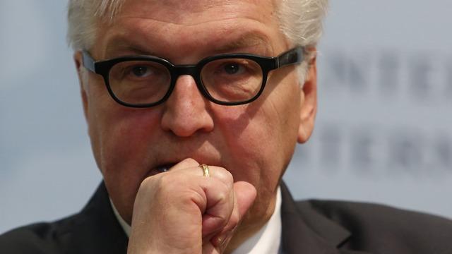 Штайнмайер: Минский план - это «последний шанс» для Киева и Москвы