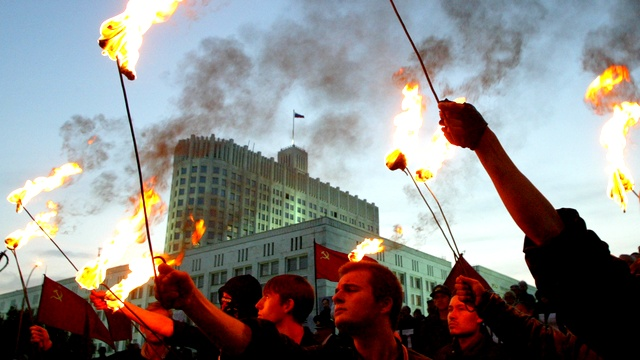 Global Times: После хаоса 90-х россияне больше не доверятся Америке
