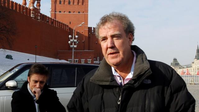 Daily Mail: Уволенного Кларксона с радостью приютят в России