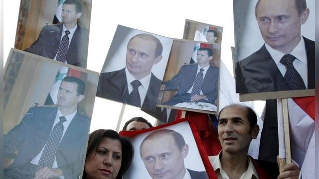 People's Voice: Путин и Асад бросают вызов имперскому беззаконию США