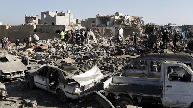 RFE: Москва говорит о мире в Йемене, но цена на нефть ее волнует больше