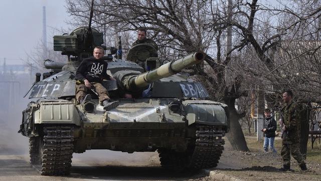 ОБСЕ: Украинская армия обстреляла село Широкино в Донбассе