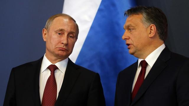 Times: С помощью кредита Венгрии Путин раскалывает Европу