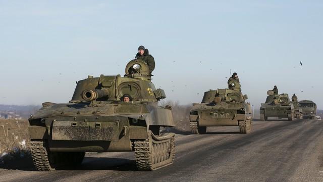 National Interest: Конфликт на Украине продолжится и без участия России