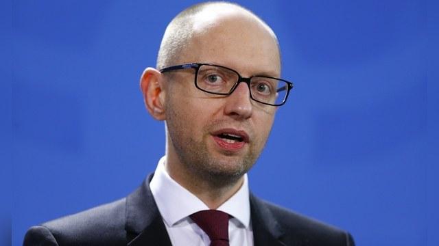 Nrg Maariv: Яценюк мечтает об «израильской» стене за бюджетный счет