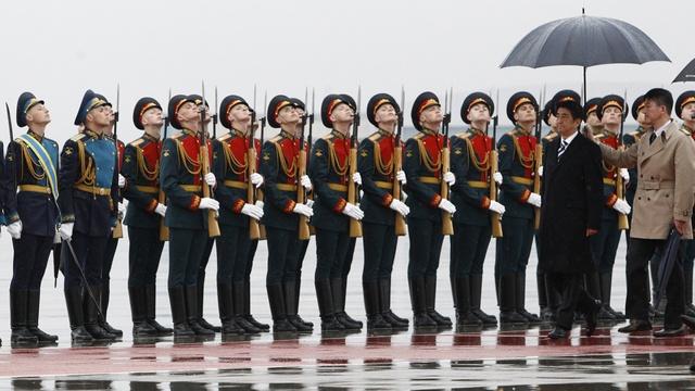 Sankei Shimbun: Москва и Пекин не дождутся японцев на параде Победы