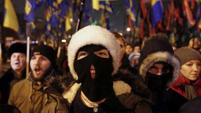SZ: Украинский конфликт избавил Россию от многих националистов