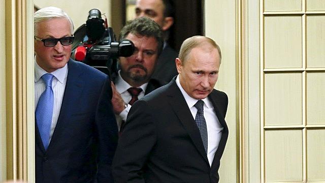 Reflex: Европа может рухнуть под натиском российского империализма и мусульман
