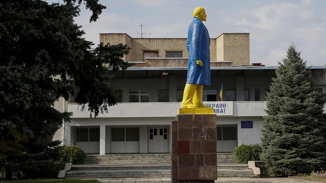FAZ: Немцы искоренят «путинские подтасовки» из истории Украины