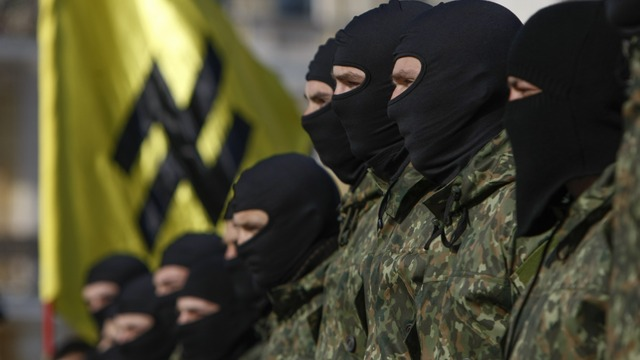 DWN: Американские военные займутся обучением украинских неонацистов