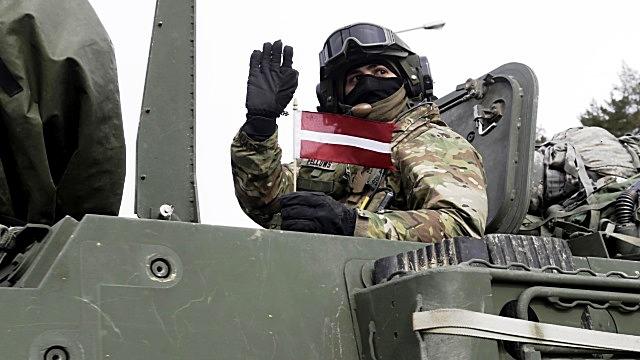Латвия потратит более 12 миллионов евро на укрепление границы с РФ