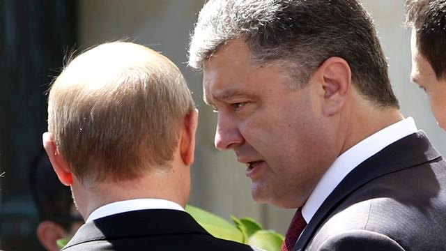 Forbes: В Минске Порошенко отдавал Донбасс Путину «насовсем»