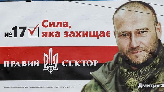 DWN: «Правый сектор» внедрят в украинскую армию для атаки на Россию