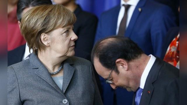 il Giornale: Меркель готовит в Греции переворот по итальянскому сценарию