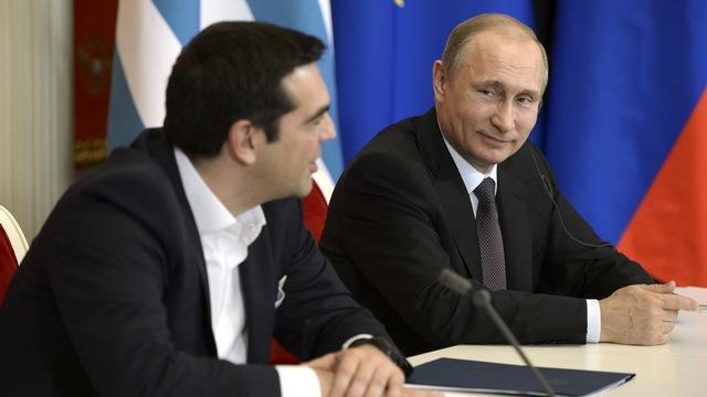 Le Figaro: Ципрас смог угодить и Москве, и Брюсселю