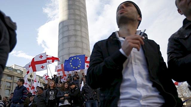 Минобороны Грузии: РФ пытается отдалить нас от Запада и аннексировать