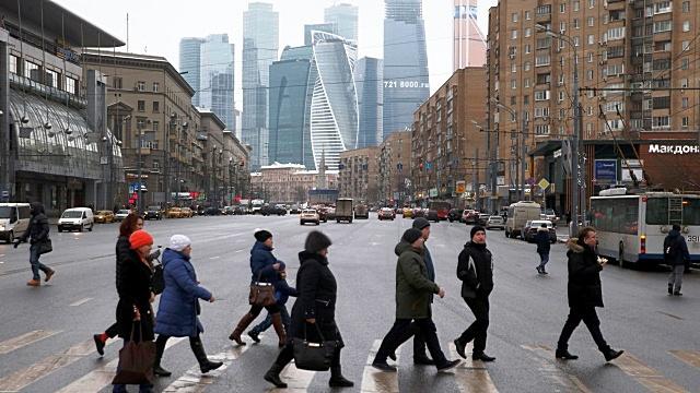 Американская журналистка: Москва проснулась и заиграла новыми красками