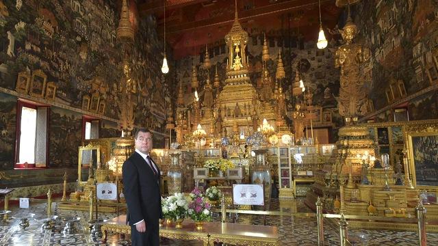 Медведев: Таиланд привлечет больше россиян, если снизит цены на туризм