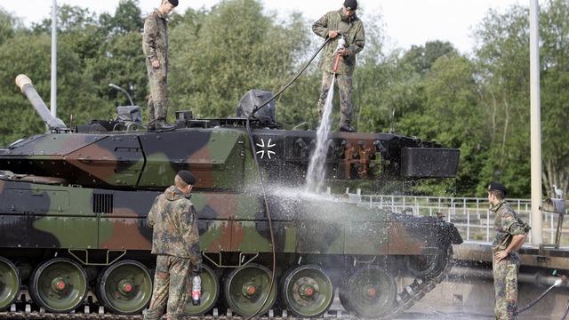 DWN: Германия защитит Европу от новых угроз списанными танками