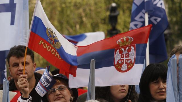 Hamburger Abendblatt: Сербы не хотят в ЕС - им нужны Косово и Россия