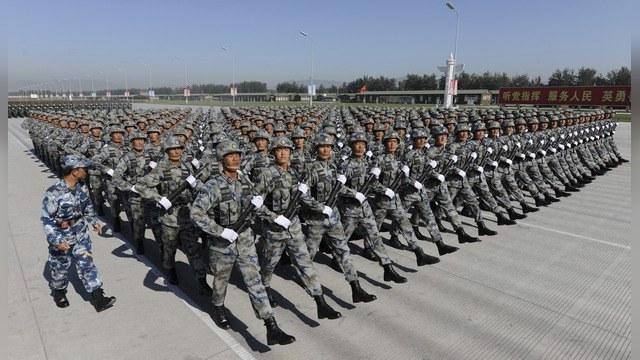 National Interest: Политика Москвы на Украине вдохновляет китайских «ястребов»