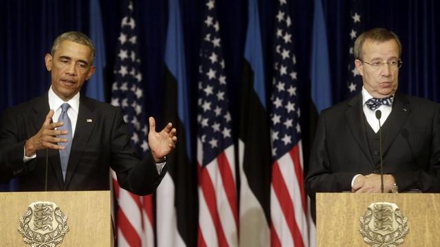 Президент Эстонии: Нерешительность перед «агрессией России» погубит НАТО