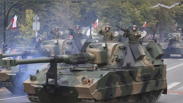 SIPRI: Соседи России увеличивают расходы на оборону
