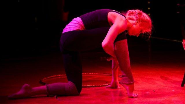 Le Monde: Розовой Пуме из России прочат золото в танцах на шесте
