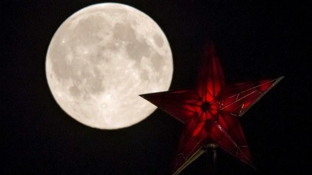 La Stampa: Россия колонизирует Луну - пока только на бумаге