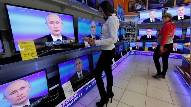 Bloomberg ожидает от «прямой линии» с Путиным юмора и сюрпризов