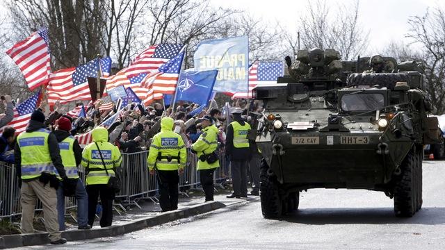 Stratfor: Украинский кризис углубляет раскол в НАТО