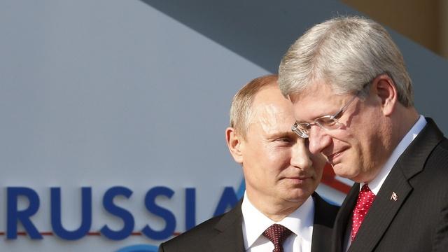 La Presse: C Украины должен «убраться» не Путин, а Харпер