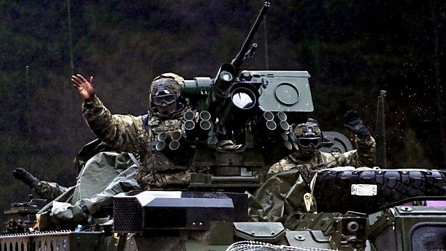 В Эстонии начинаются военные учения Tornaado при участии НАТО