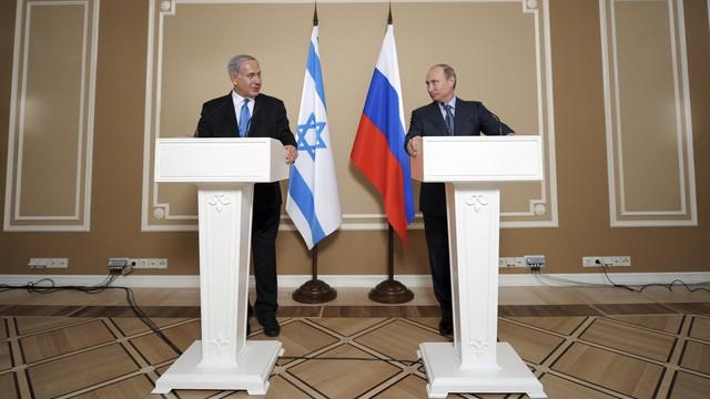 7 канал: Москва пожертвует дружбой с Израилем - лишь бы потеснить США